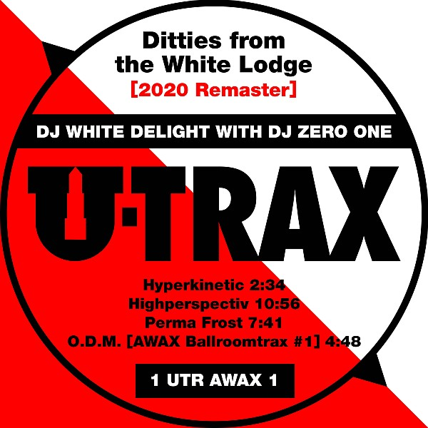 DJ White Delight with DJ Zero One - Ditties from the White Lodge
